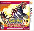 NINTENDO Nintendo 3DS Game POKEMON OMEGA RUBY